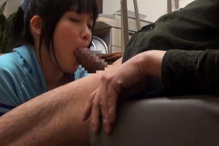 Japanese av model. Japanese AV Model passes medical checking by giving fine give suck