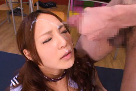 Yukina momota. Yukina Momota Asian strokes dongs and gets dildo and cumshot